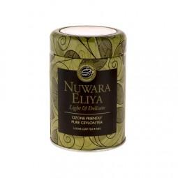Vintage Teas Nuwara Eliya czarna herbata liściasta puszka 50g