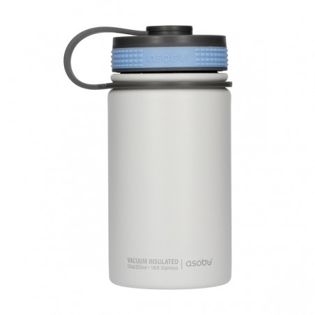 Asobu Mini Hiker butelka termiczna 355 ml - biały