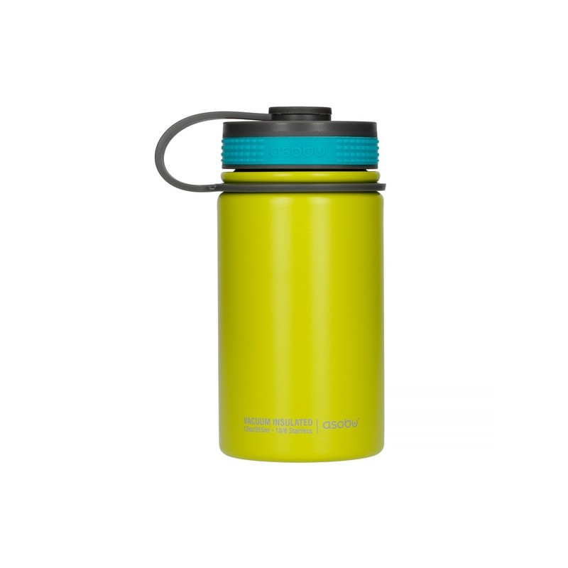 Asobu Mini Hiker termos 355 ml - limonkowy