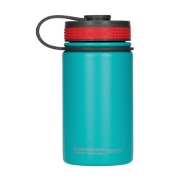 Asobu Mini Hiker butelka termiczna 355 ml - turkusowy