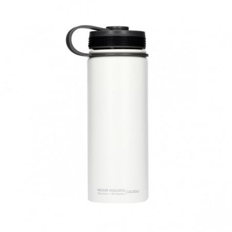 Asobu Alpine Flask termos 530 ml biały