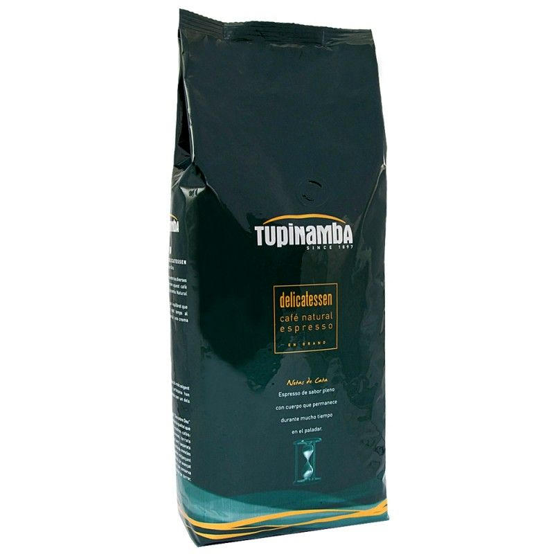Kawa ziarnista Tupinamba Natural Dark 1kg