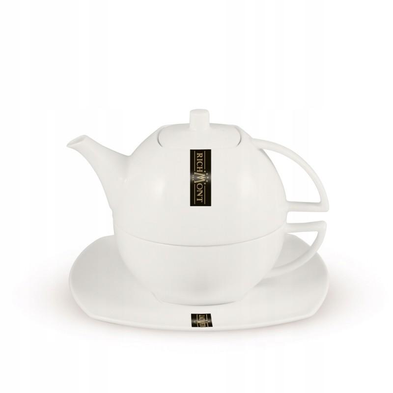 Zestaw Richmont Duo dzbanek z filiżanką na herbatę