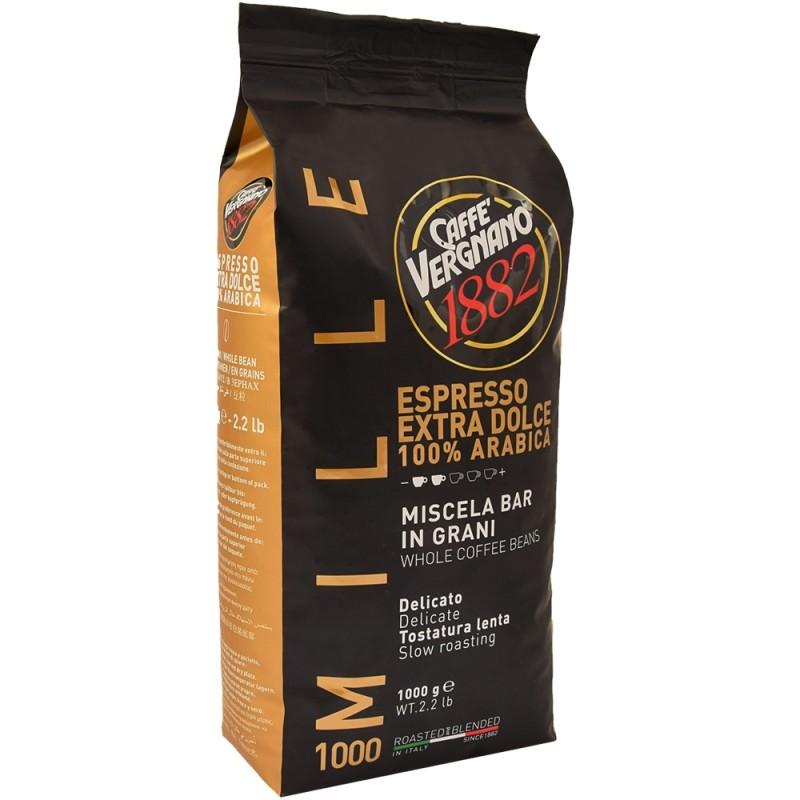 Vergnano Espresso Extra Dolce Mille 1000 1kg