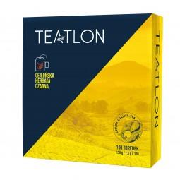 Herbata czarna Teatlon klasyczna 100 saszetek