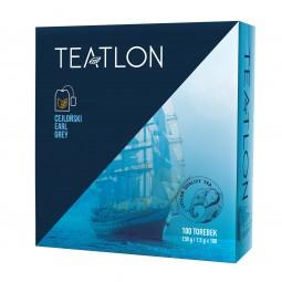 Herbata czarna Teatlon Earl Grey 100 saszetek