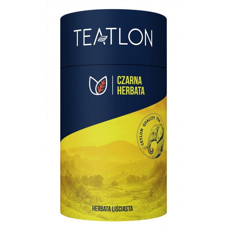 Herbata czarna Teatlon klasyczna liściasta 80g