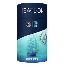 Herbata czarna Teatlon Earl Grey liściasta 80g 80g