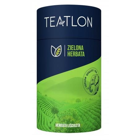 Herbata zielona Teatlon klasyczna liściasta 80g