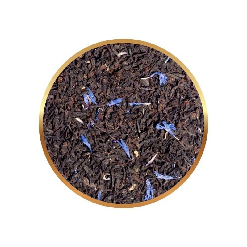 Herbata czarna Richmont Earl Grey Blue 50 saszetek