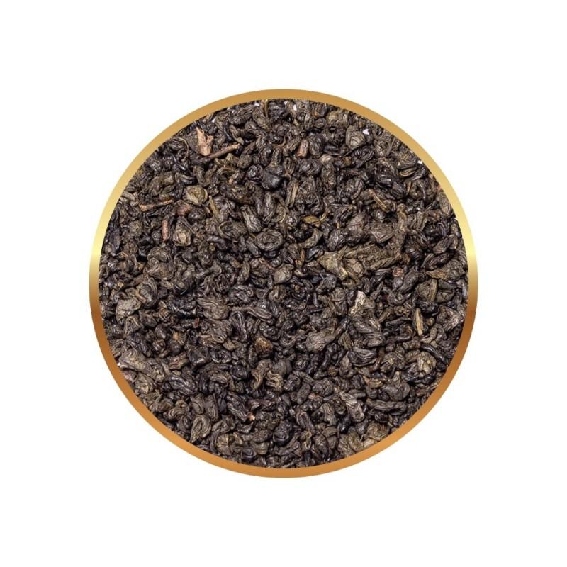 Herbata zielona Richmont Gunpowder Green 50 saszetek
