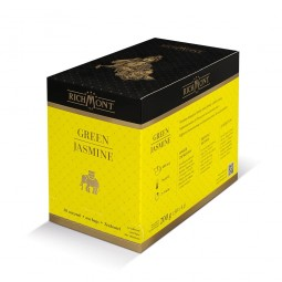 Herbata zielona Richmont Green Jasmine 50 saszetek