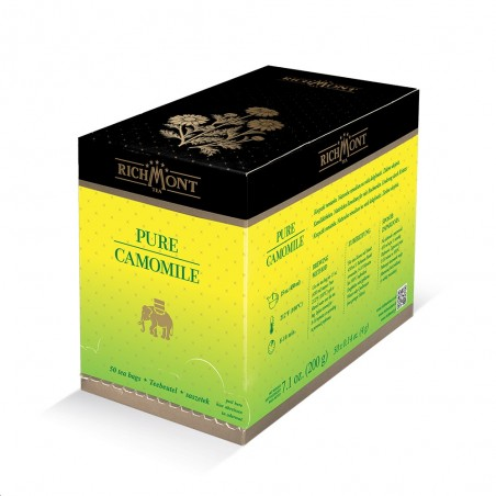 Herbata rumiankowa Richmont Pure Camomile 50 saszetek