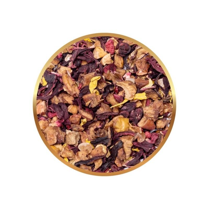 Herbata owocowa Richmont Raspberry Pear 50 saszetek