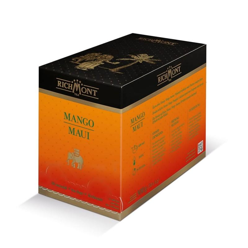 Herbata owocowa Richmont Mango Maui 50 saszetek