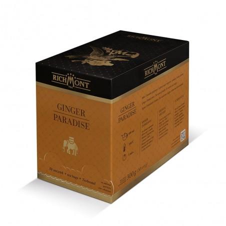 Herbata owocowa Richmont Ginger Paradise 50 saszetek