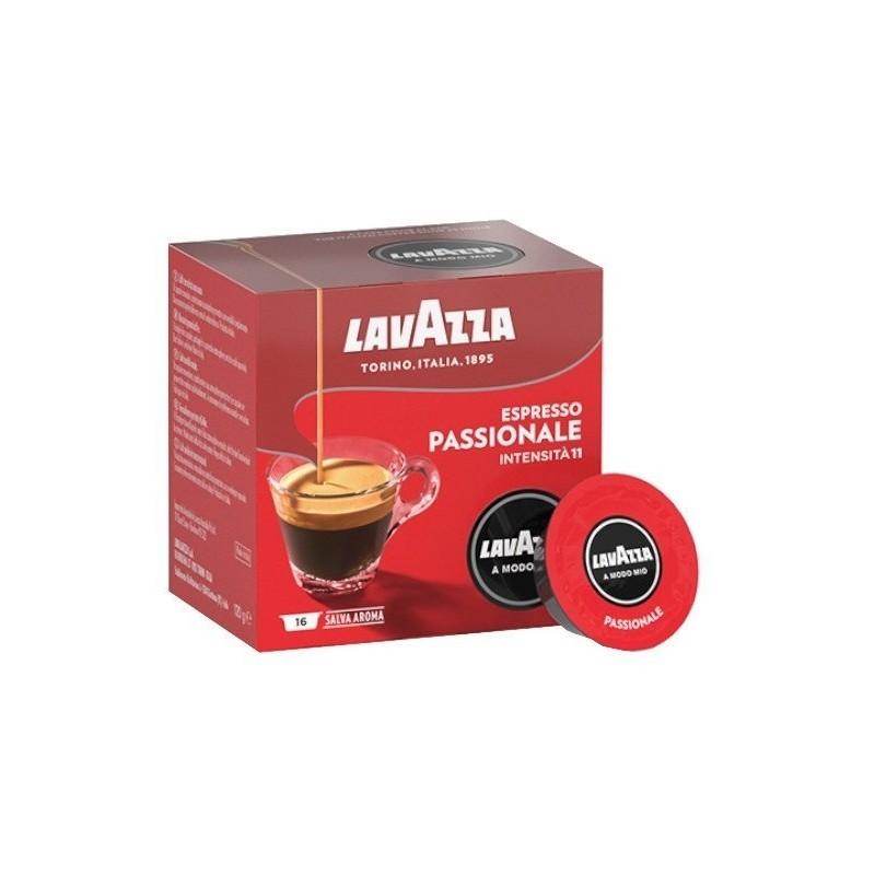 Kapsułki Lavazza A MODO MIO Espresso Passionale 16 szt.
