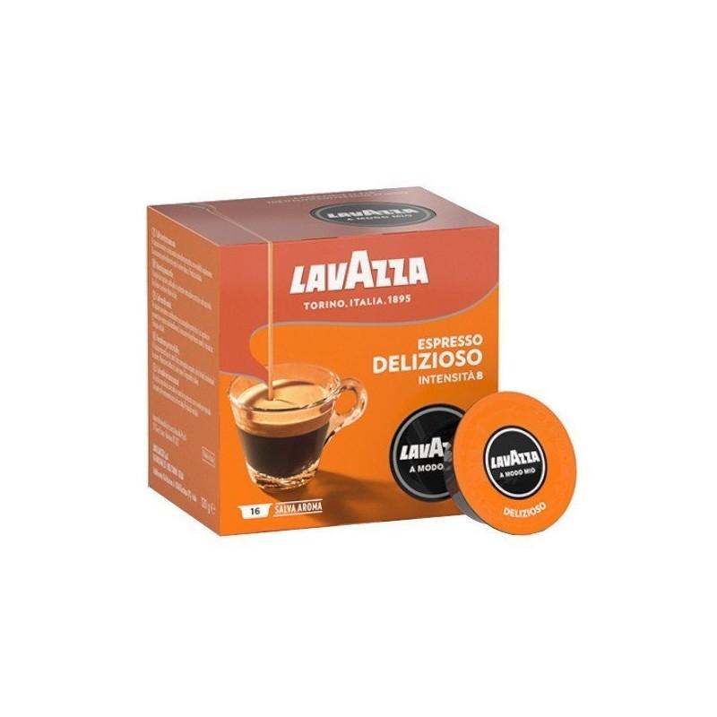 Kapsułki Lavazza A MODO MIO Espresso Delizioso 16szt