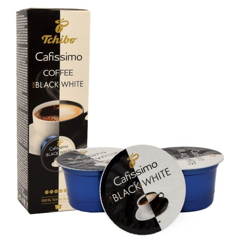 Kapsułki Tchibo Cafissimo Tchibo Cafissimo Coffee for Black 'n White 10szt