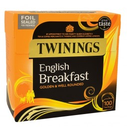 Herbata Twinings English Breakfast 100 torebek
