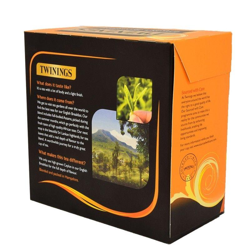 Herbata Twinings English Breakfast 100 torebek