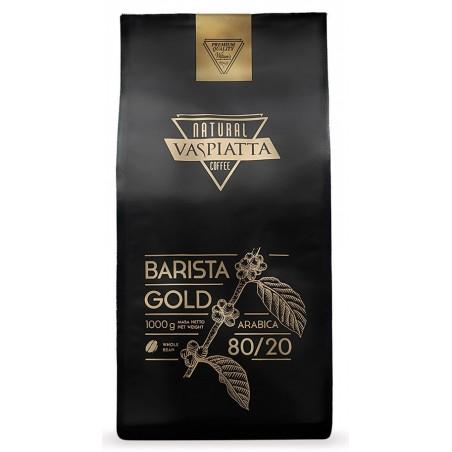 Kawa ziarnista Vaspiatta Natural Barista Gold 1kg