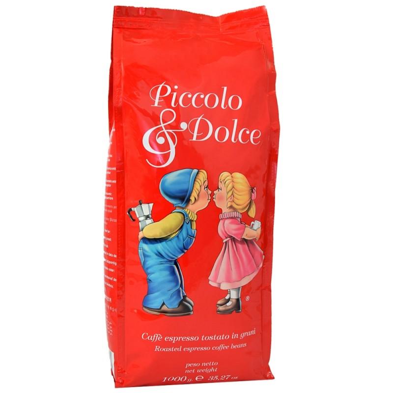 Kawa ziarnista Lucaffe PICCOLO&DOLCE 1kg