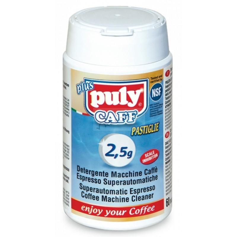 Tabletki do czyszczenia ekspresu Puly Caff 60x2,5g
