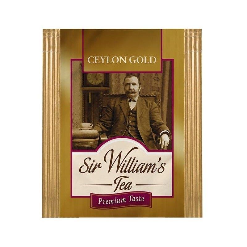 Herbata czarna Sir Williams Tea Ceylon Gold 50 saszetek