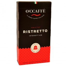 Kapsułki O'CCAFFE RISTRETTO do Nespresso 10szt