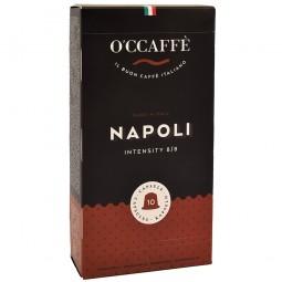 Kapsułki O'CCAFFE NAPOLI do Nespresso 10szt