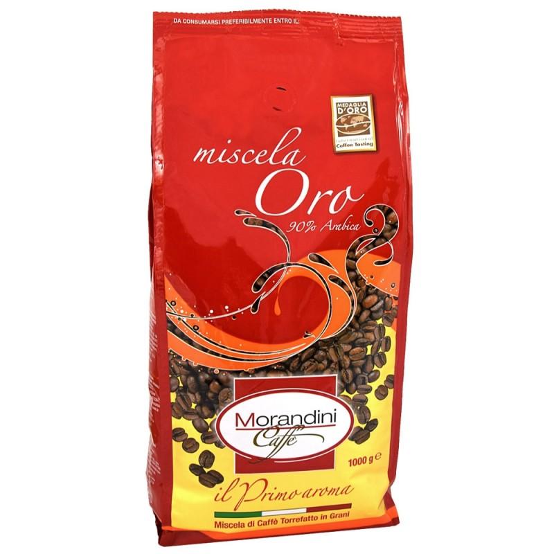 Kawa ziarnista Morandini Caffe Miscela Oro 1 kg