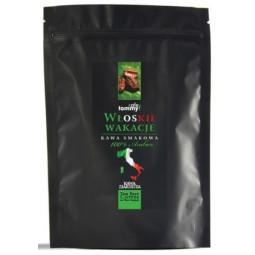 Kawa ziarnista smakowa Włoskie Wakacje Tommy 250g
