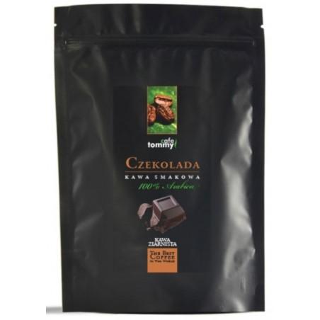 Kawa ziarnista smakowa Czekolada Mleczna 250g