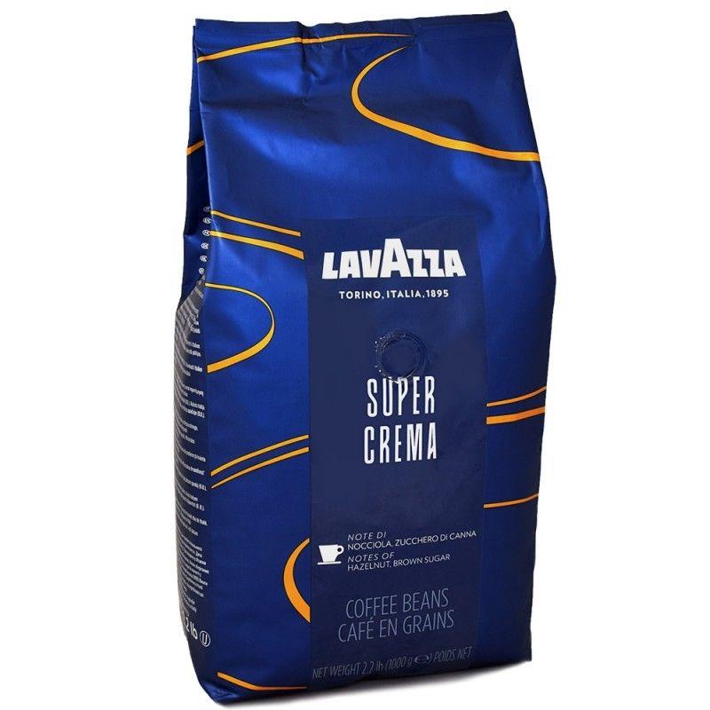 Lavazza Super Crema 1kg kawa ziarnista