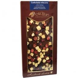 Mleczna czekolada Pelczar