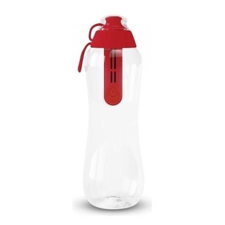 Butelka filtrująca Dafi 500 ml czerwona + filtr