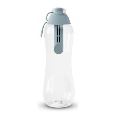 Butelka filtrująca Dafi 500 ml stalowa + filtr