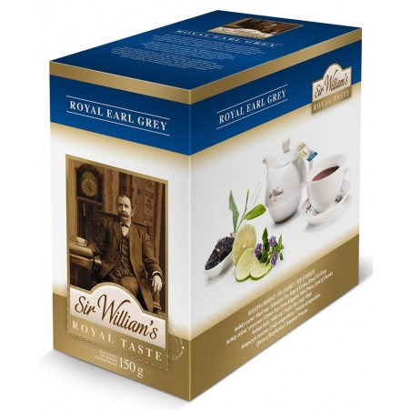 Herbata czarna Sir Williams Royal Earl Grey 50 szt