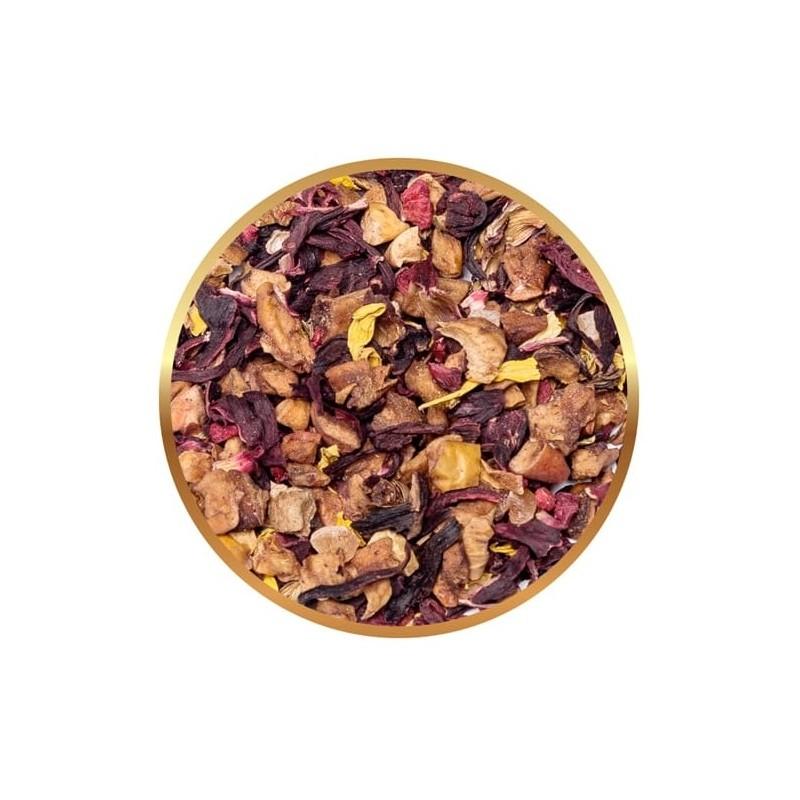 Herbata owocowa Sir Williams Royal Queen Of Raspberries 50 saszetek