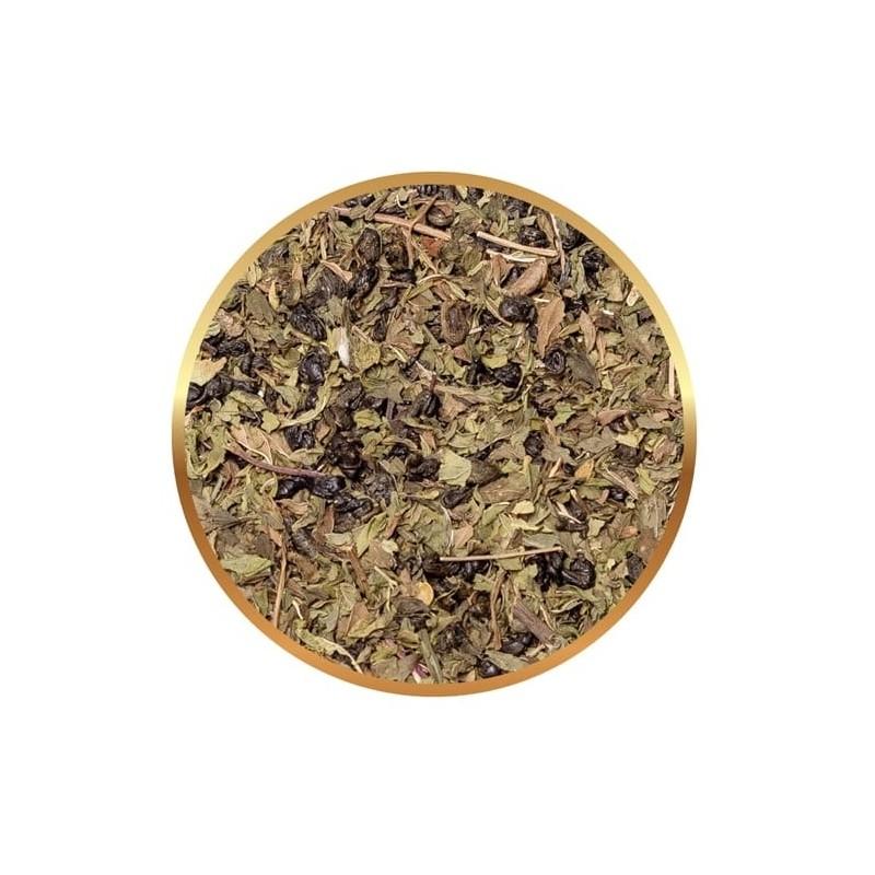 Herbata zielona Sir Williams Royal Mint Prince 50 saszetek