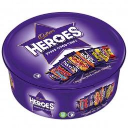 Cadbury Heroes cukierki 600g MIX smaków