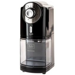 Młynek do kawy Melitta Melino 1019-02 czarny elektryczny
