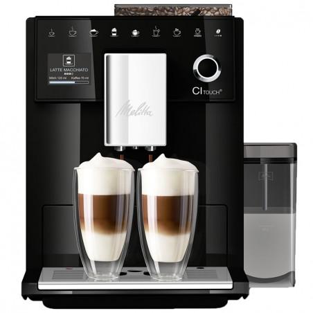 Ekspres do kawy Melitta Caffeo CI TOUCH F63-102 + 5kg kawy GRATIS