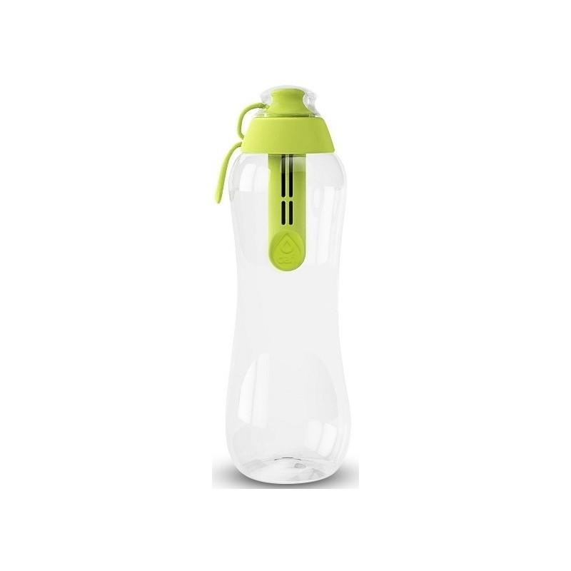 Butelka filtrująca Dafi 500 ml zielona + filtr