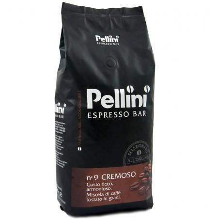 Kawa ziarnista Pellini Espresso Bar 9 Cremoso 1kg