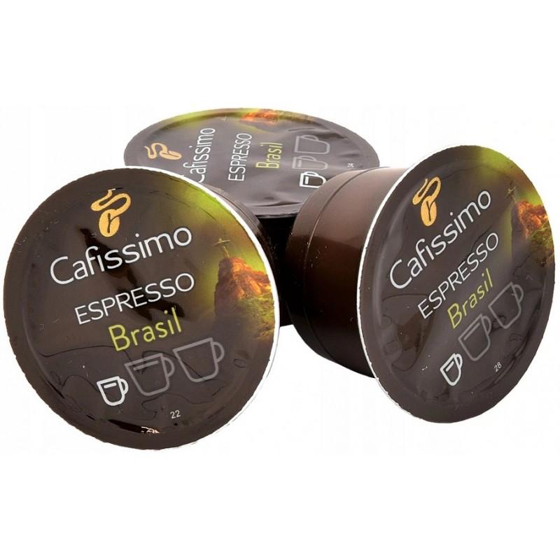 Kapsułki Tchibo Cafissimo Espresso Brasil 96 szt