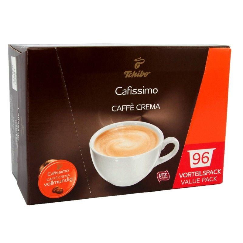 Kapsułki Tchibo Cafissimo Caffe Crema Vollmundig 96szt