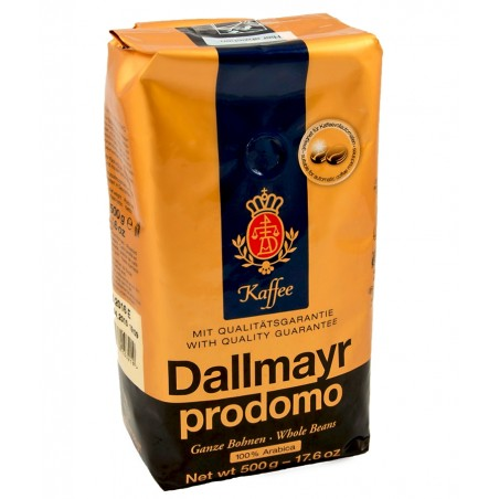 Kawa ziarnista Dallmayr Prodomo 0,5kg