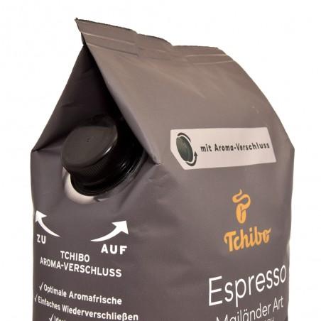 Kawa ziarnista Tchibo Espresso Mailander Art 1kg